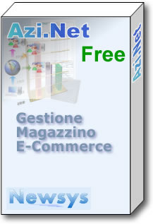AziNet - Software gesionale e-commerce